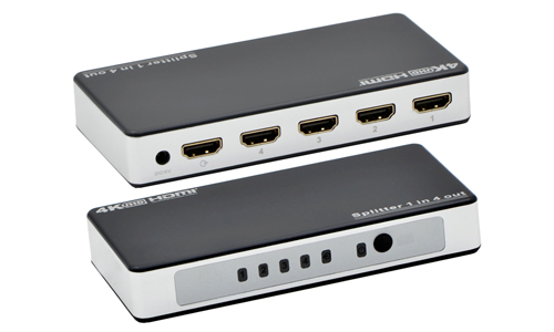 HDMI 4 Port Splitter support 4Kx2K